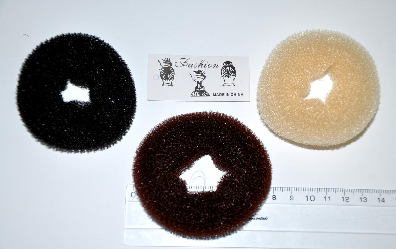 Бублик для волос (12 шт)