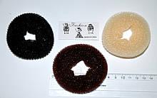 Бублик для волос mini (12 шт)