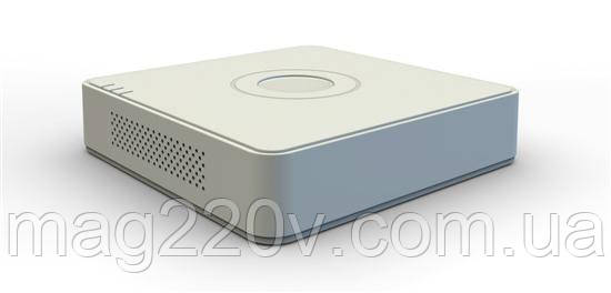 4-канальный Turbo HD регистратор Hikvision DS-7104HQHI-K1 (1080p)