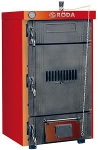 Универсальные твердотопливные котлы отопления Roda Brenner Max BM-10