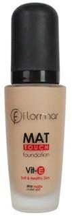 Тональный крем Flormar Mat touch foundation