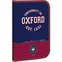 """Папка для труда с молнией """"Оксфорд"""" с карманом"""