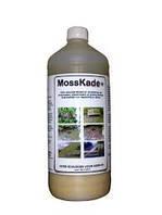 MossKade 1л – средство защиты от лишайников, мха, водорослей.