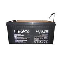 Аккумуляторная батарея ALVA AD12-200