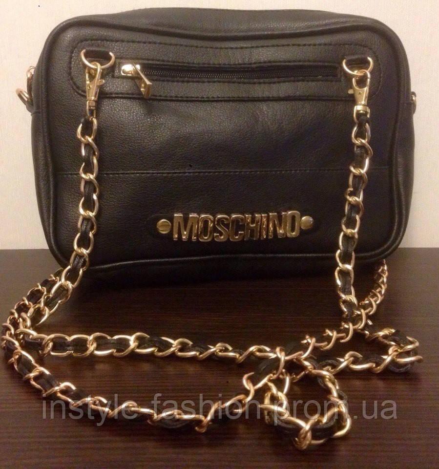 5ba208755ddf Сумка клатч через плечо Moschino 6: купить недорого копия продажа ...