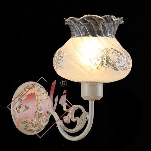 Бра классическое 1 ламповое  2250/1 бежевый