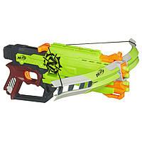 Бластер Nerf Zombie Strike Crossfire Bow Blaster