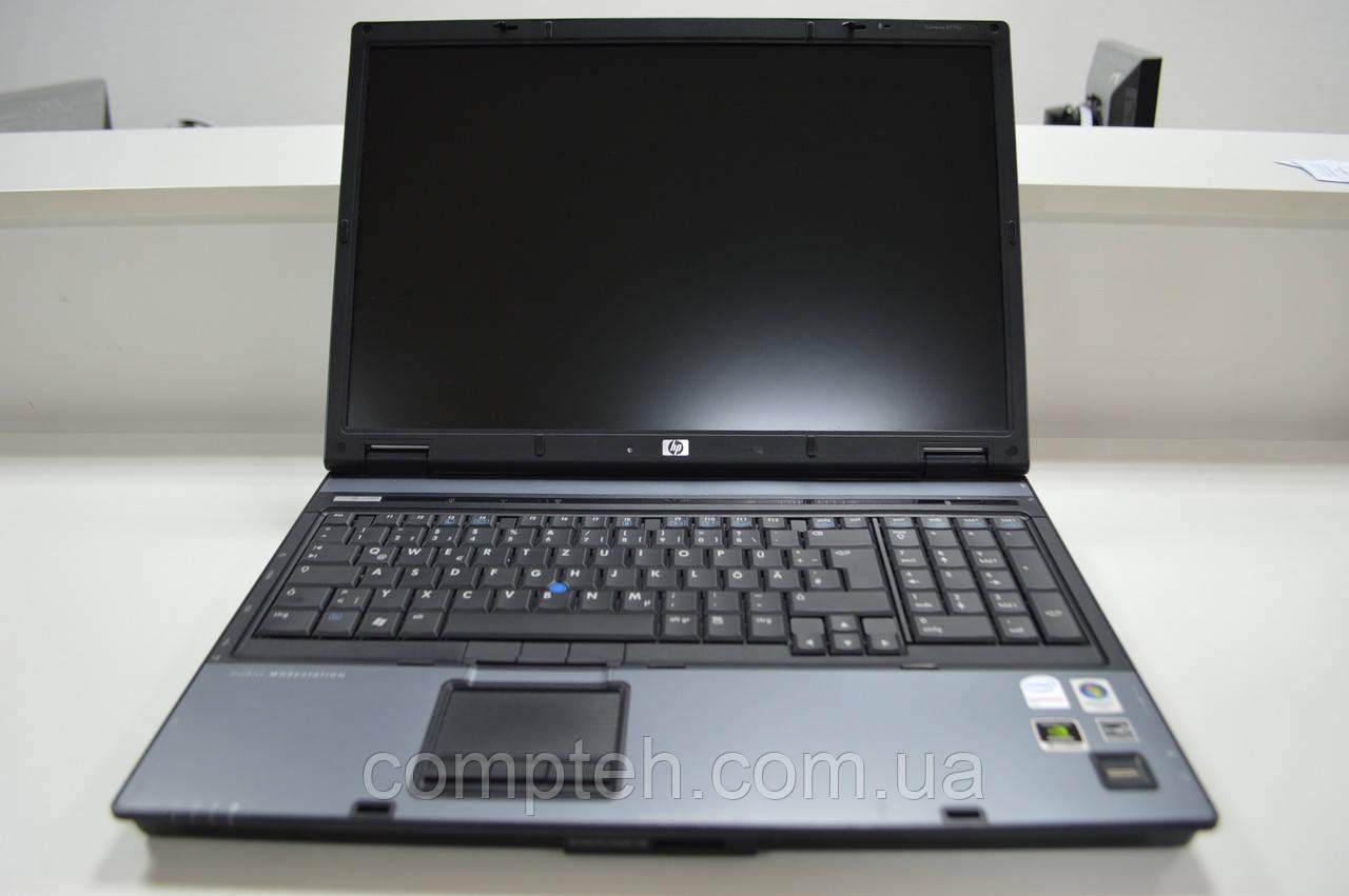 Ноутбук HP Compaq 8710w