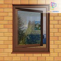 Одностворчатое ламинированное окно. Одностворчатые ламинированные окна цены, фото 1