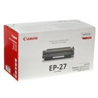 Картридж тонерный Canon EP-27 для LBP-3200/MF3110 Black (8489A002)