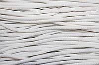 Шнур 6мм плотный (100м) белый