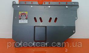 Защита двигателя Fiat DOBLO (с 2009 г.в.) Фиат ДОБЛО