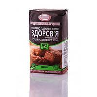 """Мука смесь пшенично-ржаная """"Здоровье"""" №2, 2 кг"""