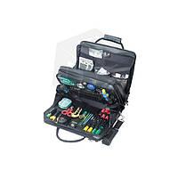 Набор инструментов (для телекоммуникационных сетей) Pro'sKit 1PK-19382B (75 элемента)