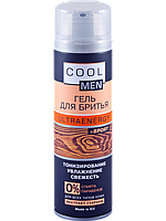 Гель для бритья Cool Men Ultra Energy 200мл