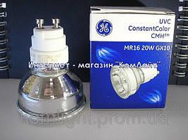 Лампа металлогалогенная General Electric CMH20/MR16/UVC/830/GX10/SP 40400(Венгрия)