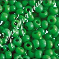 Бісер зелений 53250 Чехія Preciosa