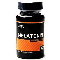 Витамины и минералы Optimum Nutrition  Melatonin (100 tabs)