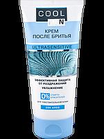 Крем после бритья Cool Men Ultra Sensitive Antistress для чувствительной кожи 200мл
