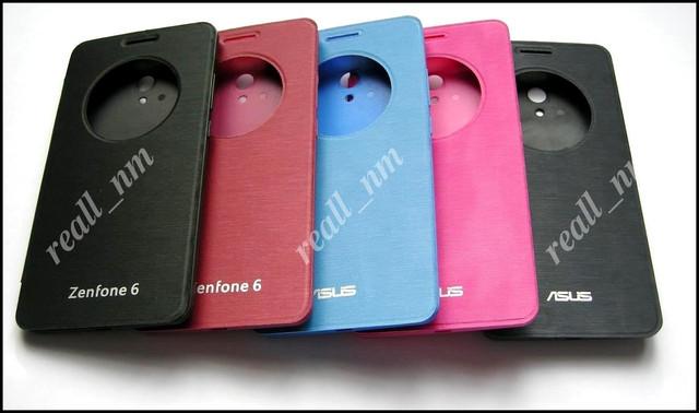 чехол View Flip Cover для  смартфона Asus ZenFone 6