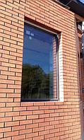 """Одностворчатое цветное окно без открывания - компания """"Окна Маркет"""""""