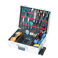 Набор инструментов (для обслуживания сетей) Pro'sKit PK-14019B (27 элементов)