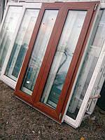 """Ламинированное окно с внутренней ламинацией - компания """"Окна Маркет"""" 066 777-31-49"""