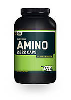 Аминокислоты Optimum Nutrition Amino 2222 (300 caps)