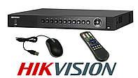 16-канальный Turbo HD видеорегистратор Hikvision DS-7216HUHI-F2/S NEW