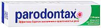 Зубная паста против кровоточивости и воспаления десен Parodontax с фтором 75 мл