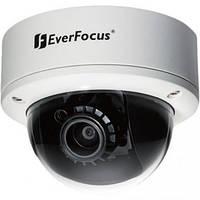 Видеокамера купольная для наблюдения во внутреннем помещении EverFocus ED610X