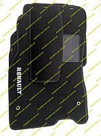 Текстильные коврики в салон Renault Megane (Рено Меган)