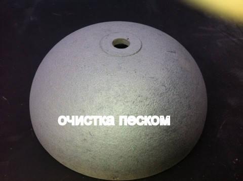 очистка изделий из алюминия 1