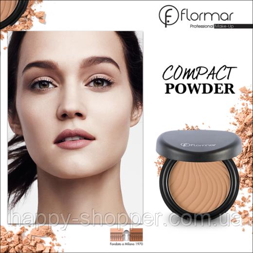 Пудра Flormar Compact Powder