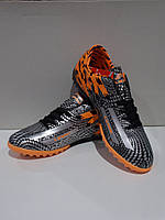Сороконожки футбольные Lexos чёрный