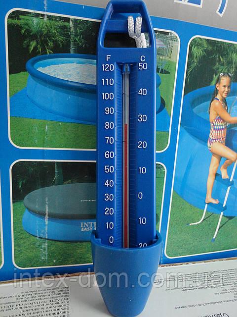 ЭКО термометр для бассейна