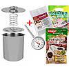 Ветчинница ВIOWIN+ в подарок термометр+набор пакетов+ специи  на 3 кг мяса