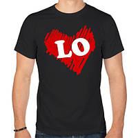 Мужская футболка «Love (мужская)»