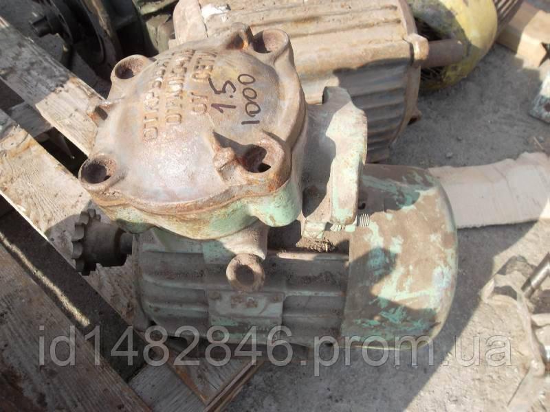 Электродвигатель 3 Кв 1000 об.мин