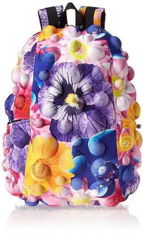 Школьный рюкзак для девочки MadPax Bubble Full Flower, фото 2
