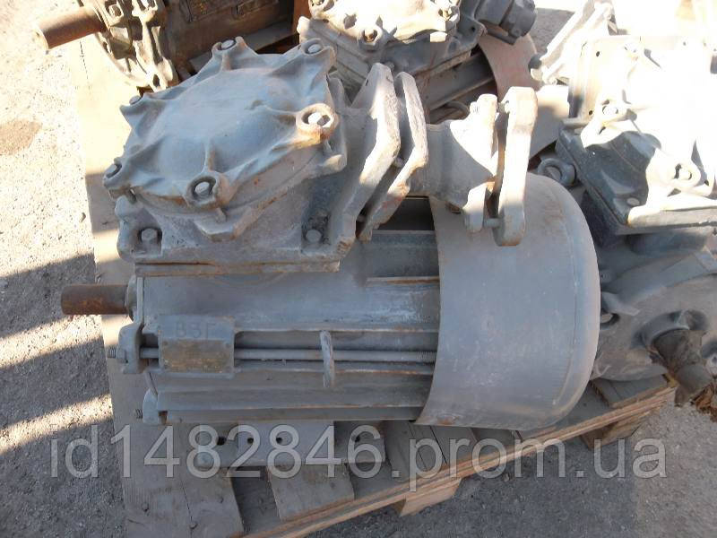 Электродвигатель  5,5 Кв 1000 об.мин тип ВАО 51-6у2