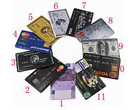 Флешка-кредитка ( usb-флеш-накопитель, карта памяти) сувенирная