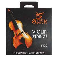 Струны для скрипки Spock S122