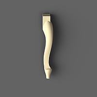 Ножка 43 для столика - 500х103х80 мм
