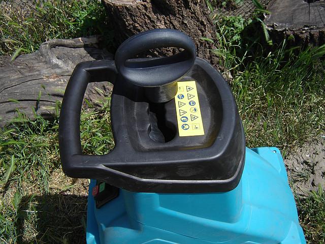 Измельчитель веток Sadko GS-2800 фото 2