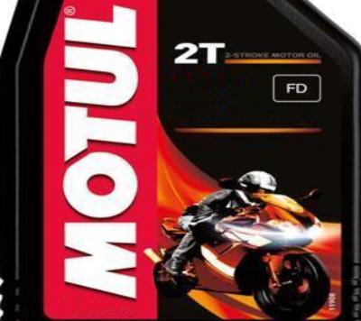 Масло Motul 2T для мотоциклов