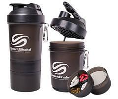 SmartShake Original NEON Black 600 ml