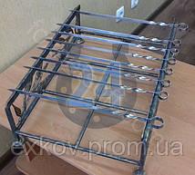 Мангал - шашлычница  для  камина