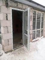 Входные металлопластиковые двери Windom с установкой и гарантией 5 лет. 066 777-31-49