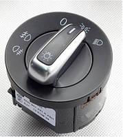 Центральный переключатель света с передними и задними ПТФ для Volkswagen T5
